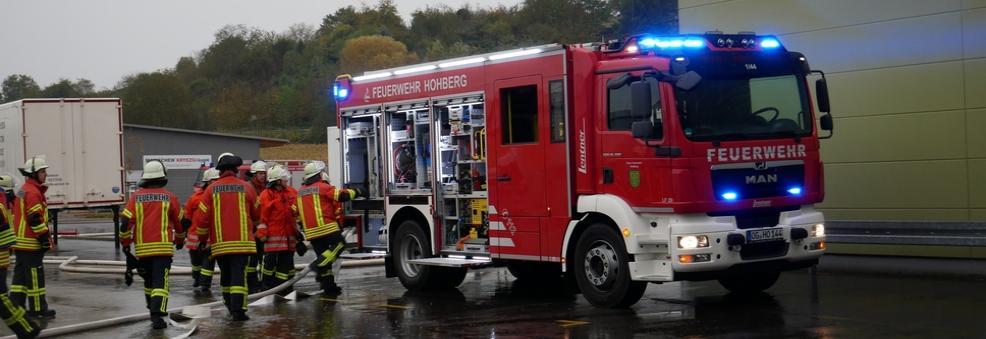 Feuerwehr Hohberg